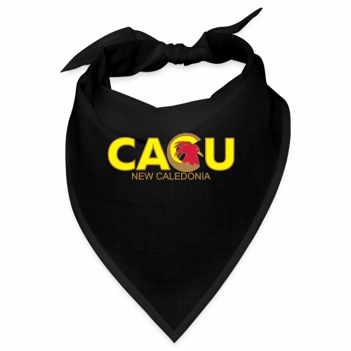 Cagu New Caldeonia - Bandana