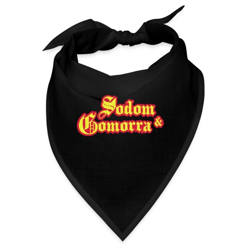 Sodom and Gomorra - Bandana