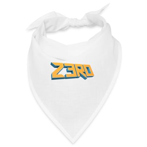 The Z3R0 Shirt - Bandana
