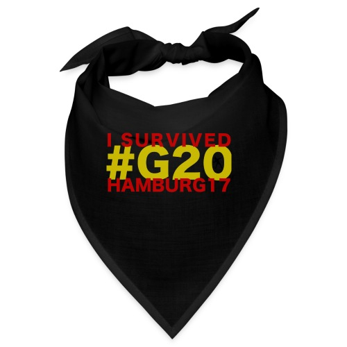 G20 transparent - Bandana