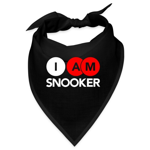I AM SNOOKER - Bandana