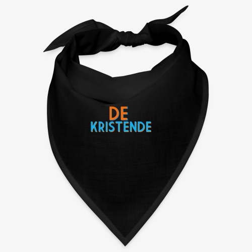 De Kristende - Original Collection - Bandana