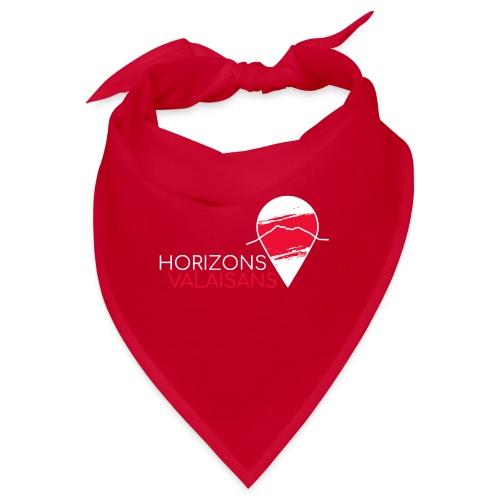 Horizons Valaisans (blanc) - Bandana