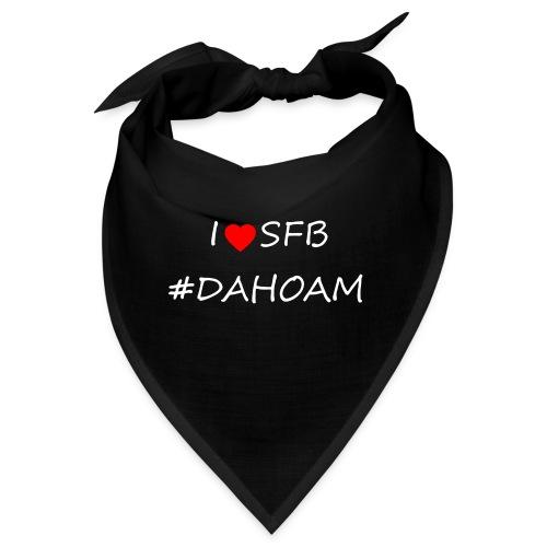 I ❤️ SFB #DAHOAM - Bandana