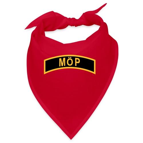 Militärt Överintresserad Person - MÖP-Båge - Snusnäsduk