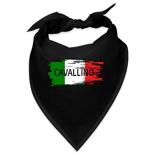 Cavallino auf Flagge - Bandana