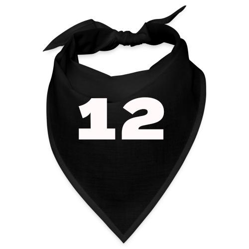 Het getal twaalf - Bandana