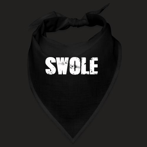 SWOLE FLAT CAP - Bandana