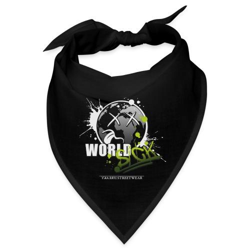 world sick - Bandana