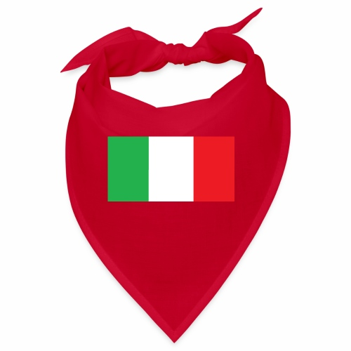 Italien Fußball - Bandana