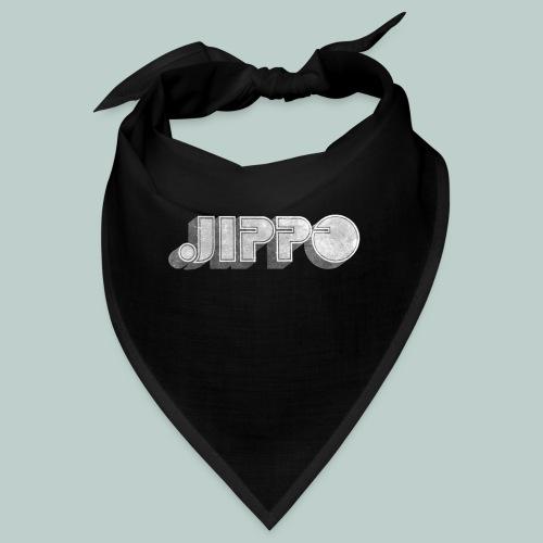 Retro JIPPO logo - Bandana
