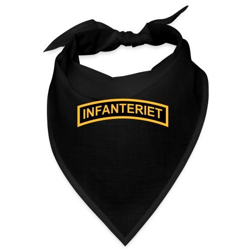 INFANTERIET 2-färg båge - Snusnäsduk