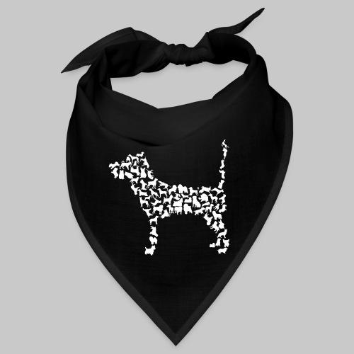 Hunde Kollage - Bandana
