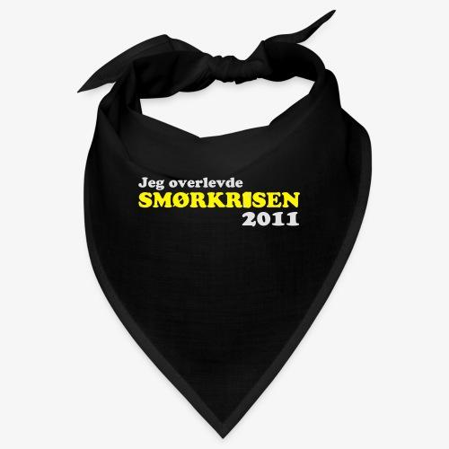 Smørkrise 2011 - Norsk - Bandana