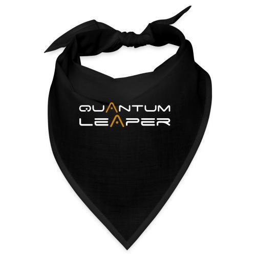 Quantum Leaper White - Bandana
