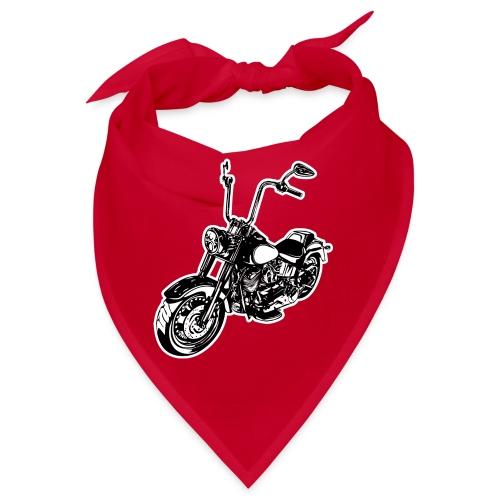 Moto Softail - Bandana
