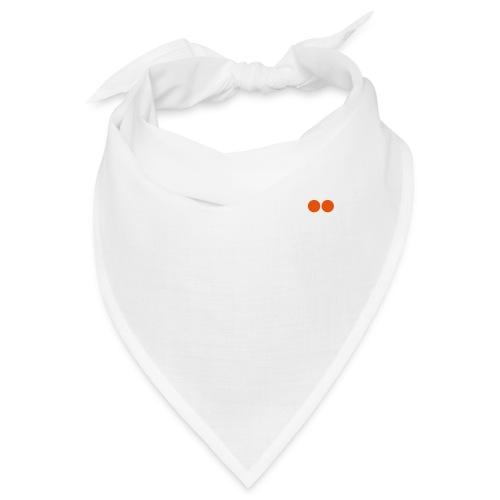 Anobii logo (white) - Bandana