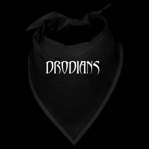 DRODIANS WHITE - Bandana
