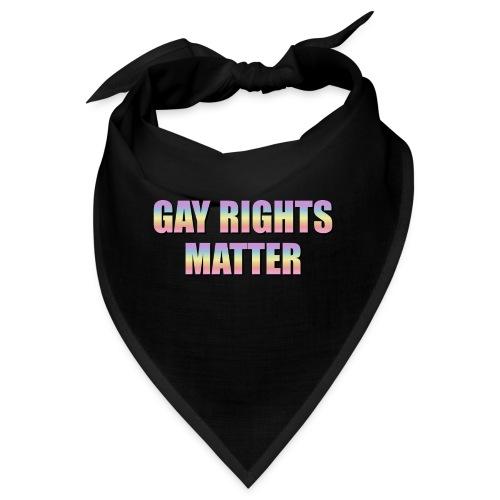 Gay Rights Matter pastel - Bandana