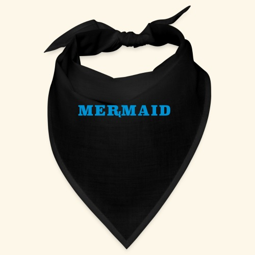 Mermaid logo - Snusnäsduk