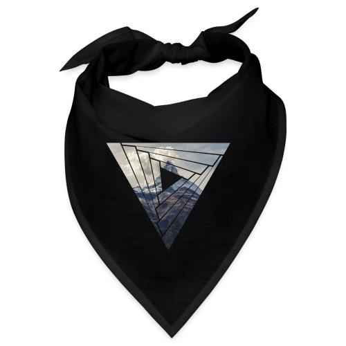 Matterhorn Zermatt Dreieck Design - Bandana