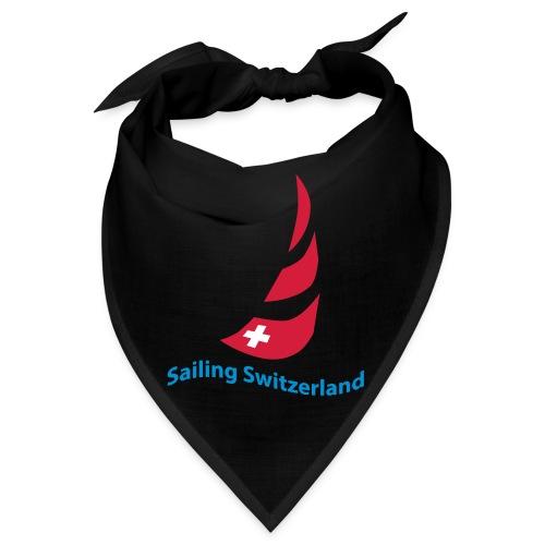 logo sailing switzerland - Bandana