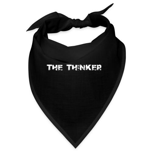 the thinker der Denker - Bandana
