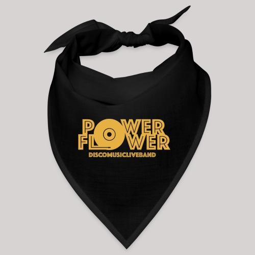 logo def PF 1colore giallo - Bandana