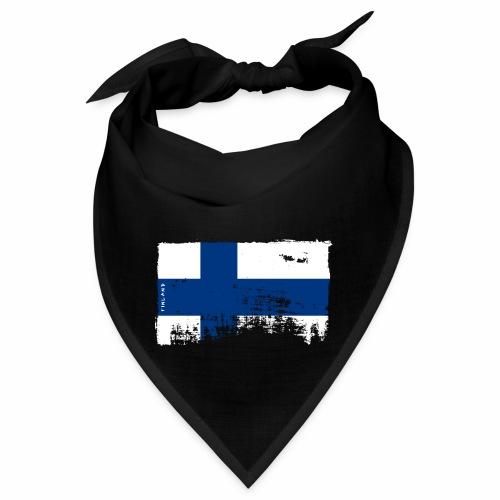Suomen lippu, Finnish flag T-shirts 151 Products - Bandana
