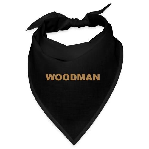 WOODMAN gold - Bandana