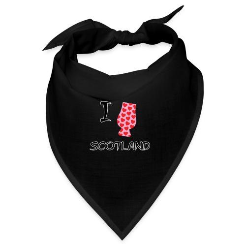 I Love Scotland - Glencairn - Bandana