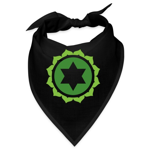 The Heart Chakra, Energy Center Of The Body - Bandana