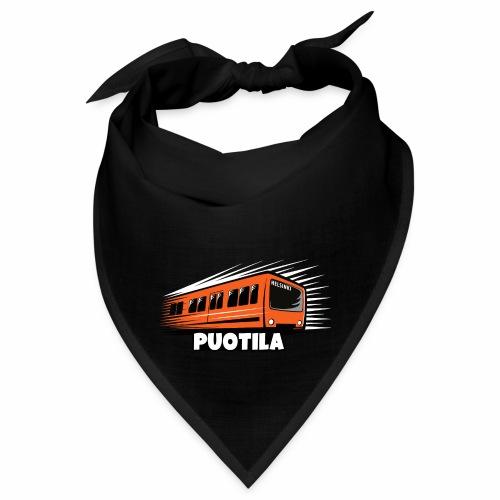 HELSINKI PUOTILA METRO T-Shirts, Hoodies, Gifts - Bandana