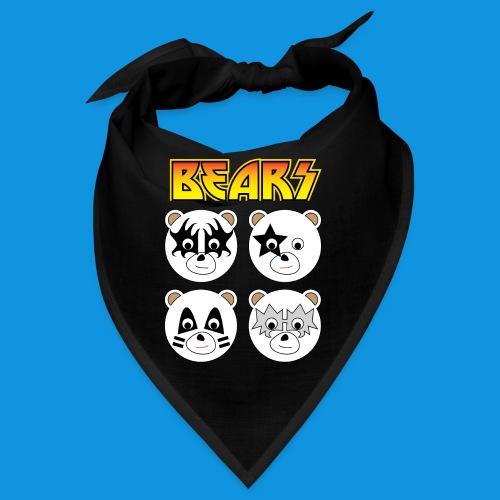 Kiss Bears square.png - Bandana