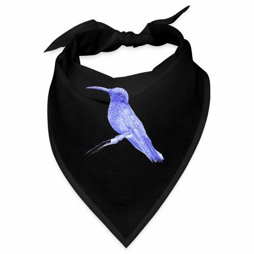 Colibri au stylo-bille - Bandana