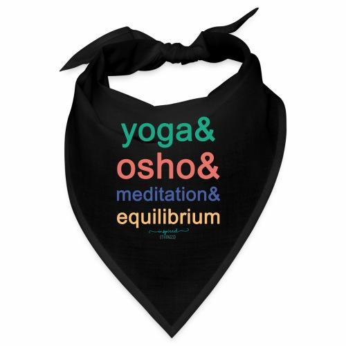 Yoga& Osho& Meditation& Equilibrium - Bandana