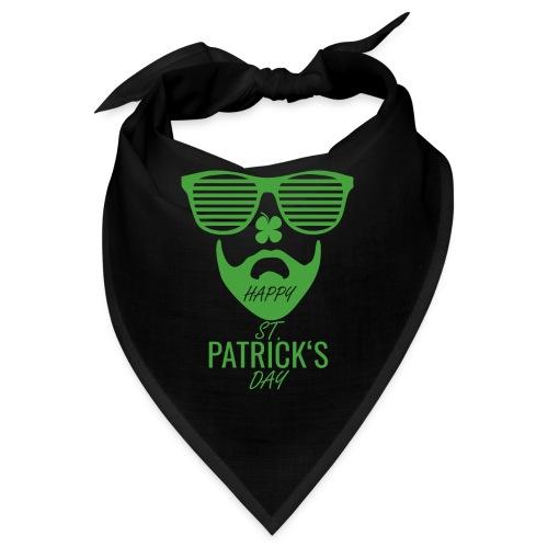 Happy St. Patrick's Beard Day - Bandana