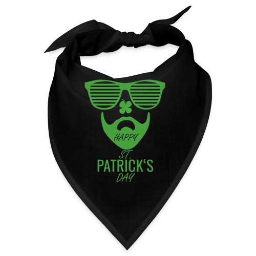 Happy St. Patrick's Beard Day - Bandana