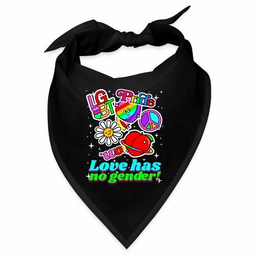 Love has no gender! Gay Pride Awareness Month 2021 - Bandana