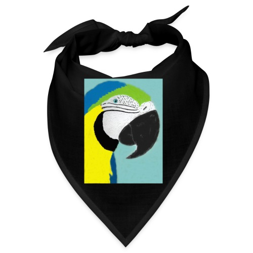 Parrot, new - Bandana