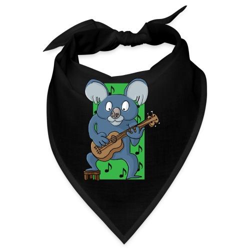 La koala ukuléliste - Bandana