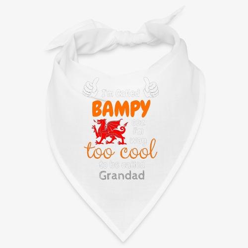 I'm Called BAMPY - Cool Range - Bandana