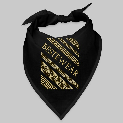 #Bestewear - Gold Chain´s - Bandana