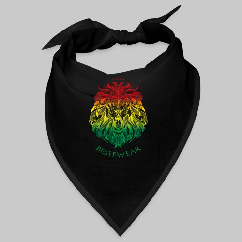 #Bestewear - Rastafari Lion - Bandana