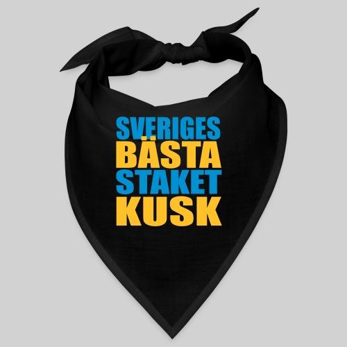 Sveriges bästa staketkusk! - Snusnäsduk