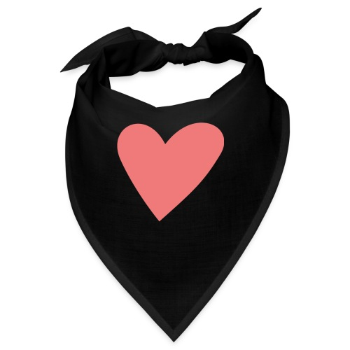 Popup Weddings Heart - Bandana