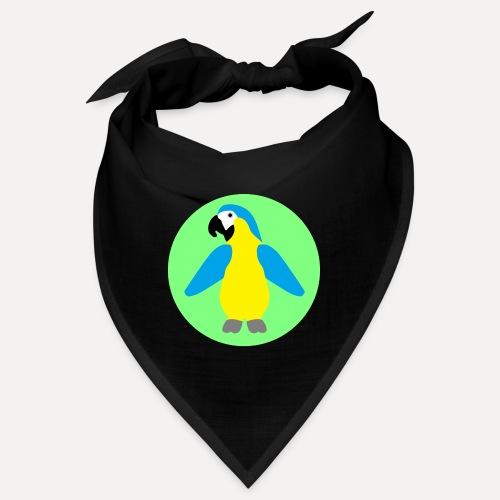 Yellow-breasted Macaw - Bandana