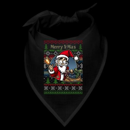 Merry X-Mas Weihnachtsmann - Bandana