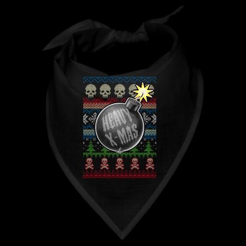 Heavy X-Mas Christbaumkugel-Bombe - Bandana