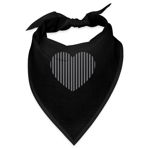 heart_striped.png - Bandana